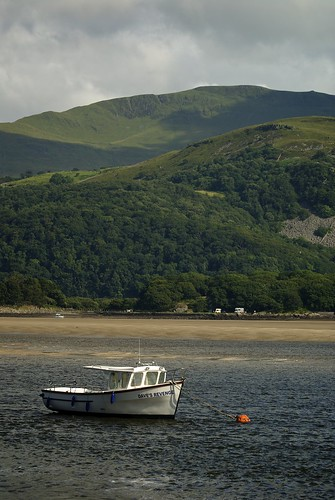 Dave's Revenge on the Mawddach