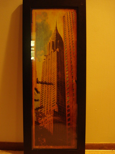 Chrysler Building, NYC, NY (Framed Print)