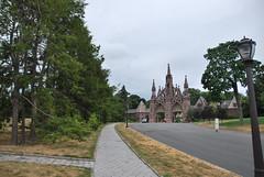 Cemetery Entrance (thoth1618) Tags: nyc newyorkcity ny newyork cemetery brooklyn tour greenwoodcemetery greenwood august 2010 brooklynny cemeterytour writteninstone brooklynusa august152010 talesofgreenwood greenwoodcemeterytour