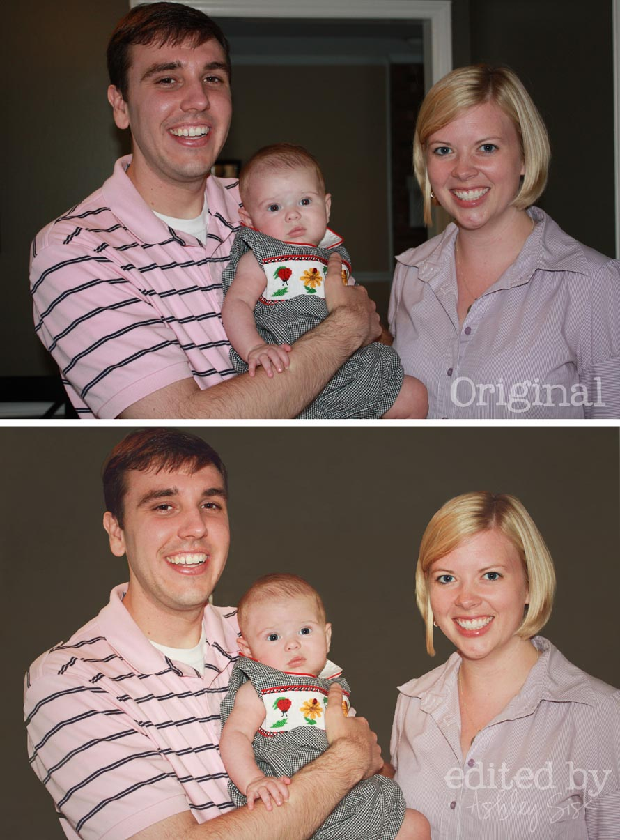 Godparents Before and After
