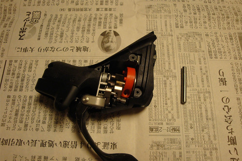Sram Doubletap lever dismantle 15
