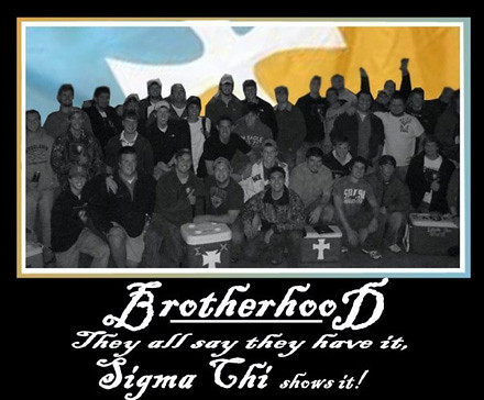 Sigma Chi - Theta Chi Chapter