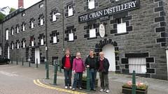 Oban Distillery (ProsperoDK) Tags: greatbritain family geotagged scotland whisky oban distillery gbr storbritannien obannorthandlornward geo:lon=547246600 geo:lat=5641505000