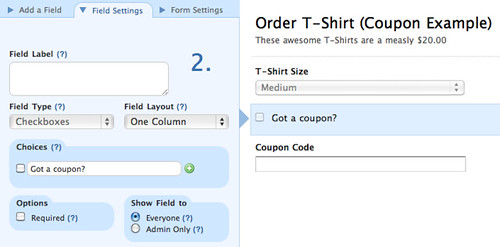 how to create a coupon system for your wufoo payment forms wufoo