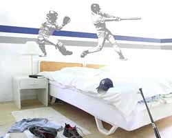 kids decal-baseball combo. suddenshadows