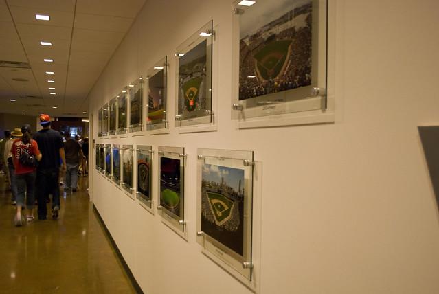 wall of fields