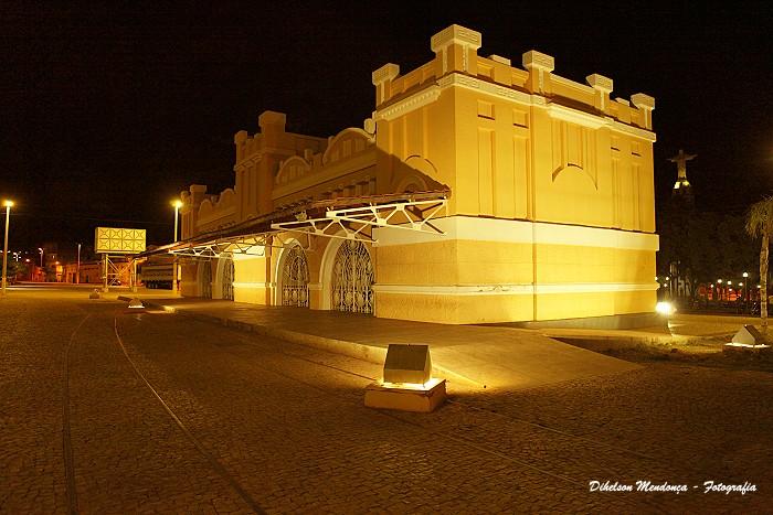 Centro Cultural do Araripe - Dihelson Mendonça - Crato