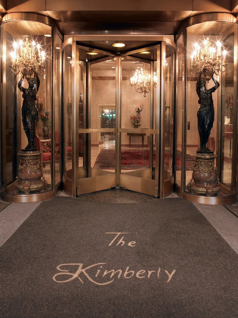 Kimberly Suites Hotel New York FRONT-ENTRANCE