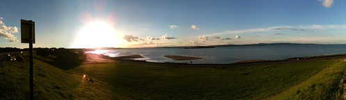Cramond Firth of Forth Panorama