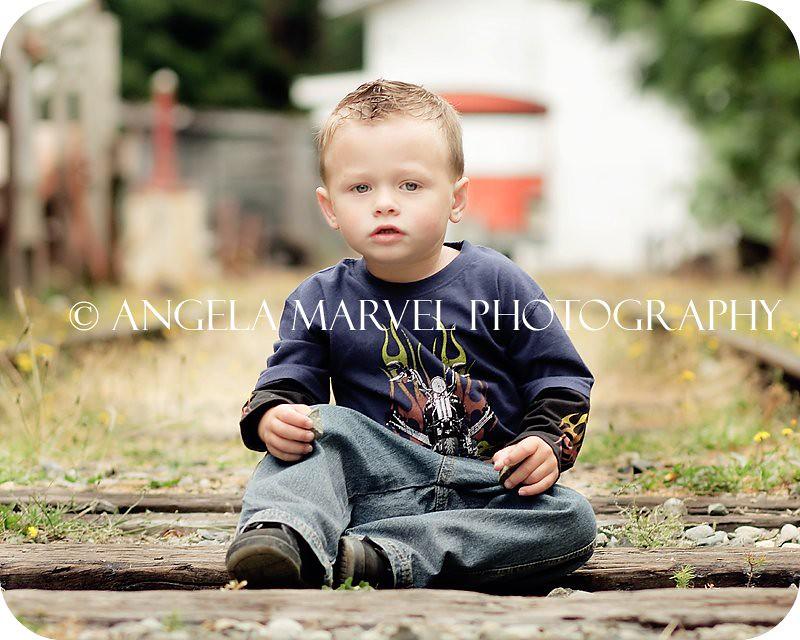 Tacoma Child Photographer