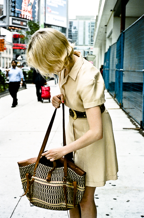 Summer Vintage, Street Fashion @ Dundas St. E., Toronto
