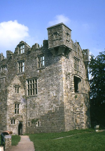 Donegal Castle, Ireland, 1970