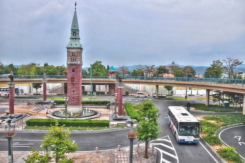 Kurashiki City 04 / HDR