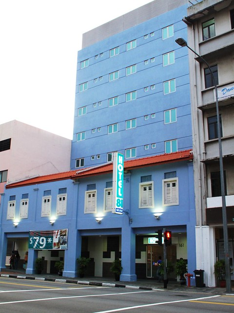 IMG_9922 Hotel 81 Selegie Road  ,Singapore