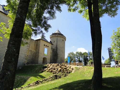 Malbrouck Castle