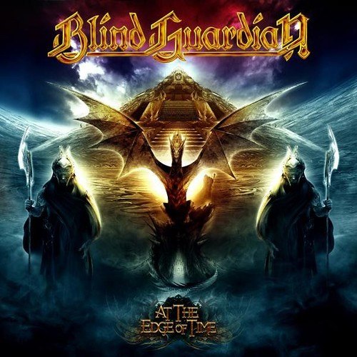 BLIND GUARDIAN - [2010] At The Edge of Time [Limited Edition]