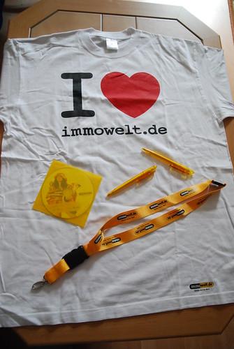 Geschenk von immowelt.de