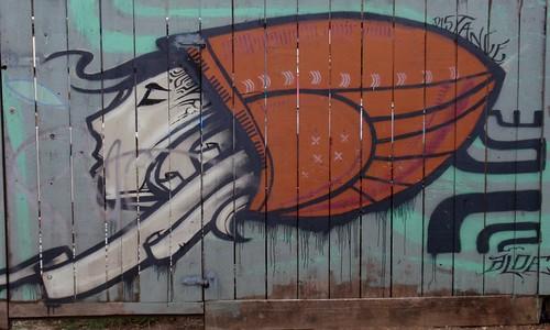 Lucky Mural 02