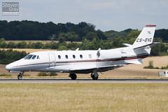 CS-DXC - 560-5559 - Netjets Europe - Cessna 560XL Citation XLS - Luton - 100721 - Steven Gray - IMG_8896