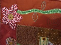 """DSC04610 (""""Feltro Flor"""") Tags: quilt patchwork bolsa bolsas aula molde tecido bordado costura necessaire"""