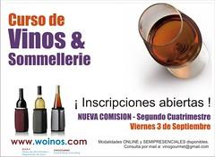 Se abre un curso de Vinos & Sommellerie en Tucumán