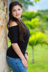 Yohe (AgusValenz) Tags: woman girl canon mujer chica venezuela ef70300mm