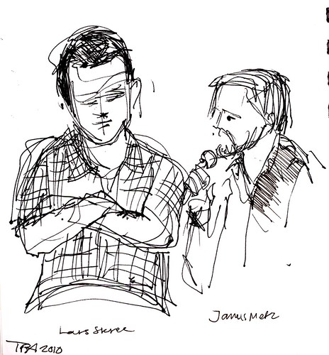 Lars  Skree Janus Metz Amadillo