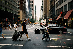 Madison Avenue NYC (JoshCollins!) Tags: minoltax700