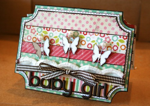 leah killian baby girl card