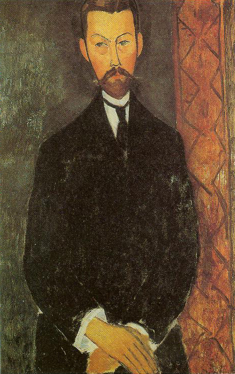 Amadeo Modigliani, Paul Alexandre