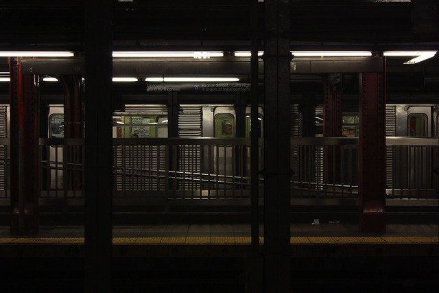Subway #1, by MacDara on Flickr.