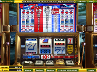 Liberty 7's slot game online review