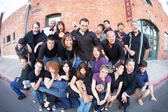 Members of Ventura Improv Company