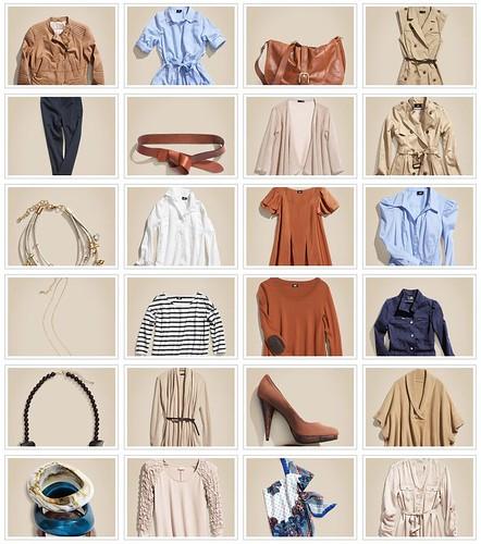 Moda mujer otoño-invierno 2010-2011 de H&M
