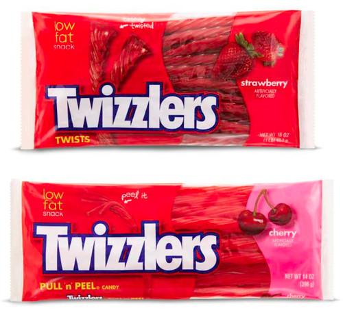 new twizzlers!
