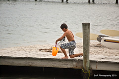 Bucket Boy (BAR Photography) Tags: waterfront moreheadcitync moreheadcity waterfronts publicwateraccess moreheadcitywaterfront northcarolinawaterfronts moreheadcitydocks waterfrontphotos