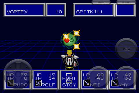 Phantasy Star 005