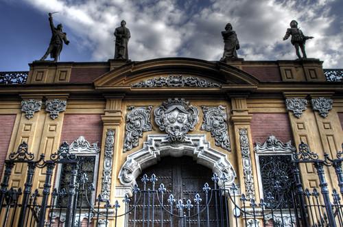 San Telmo Palace. Seville. Palacio de San Telmo. Seville