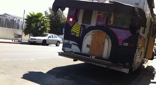 RV Dumping Venice BEach