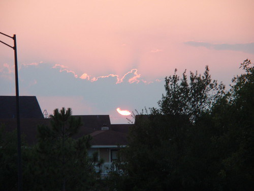 A Hidden Sunset