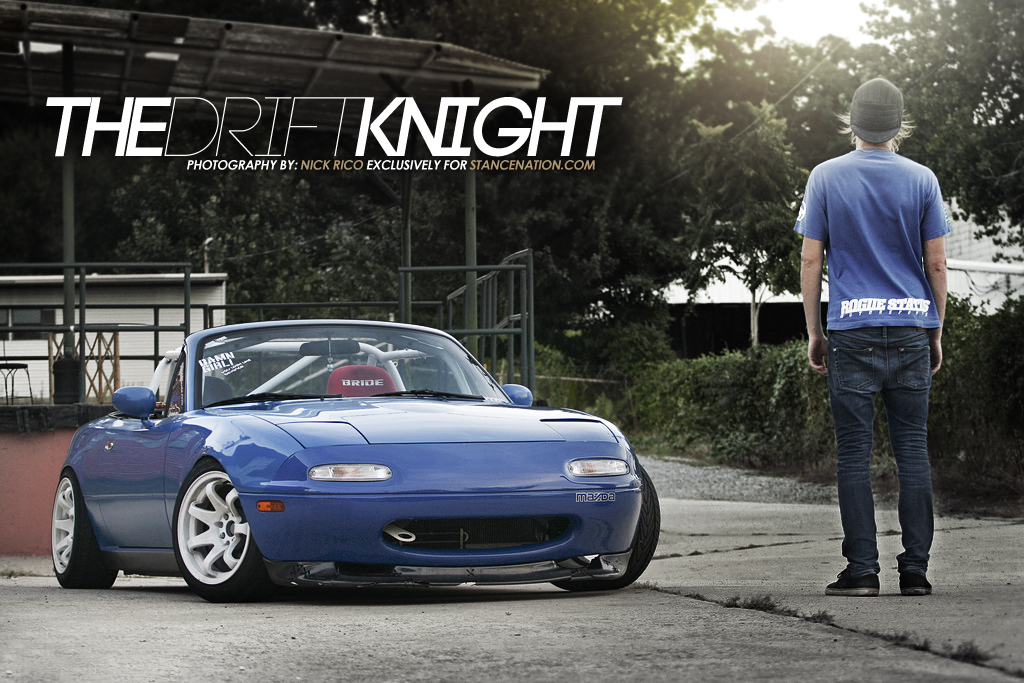 The Drift Knight Stancenation Form Function