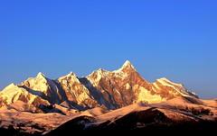 Mt. Namche Barwa - The Most Beautiful Mountain in China  中国最美的山峰 - 南迦巴瓦峰