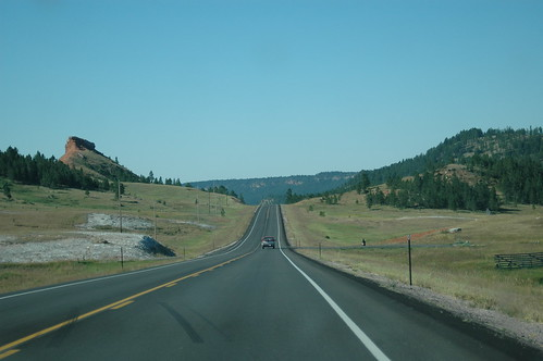 black hills highway