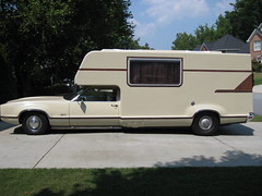 1970 Oldsmobile Toronado GT (aar0on) Tags: ebay 1970 gt rv camper oldsmobile toronado