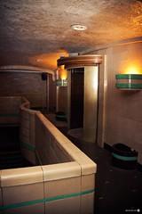 Swimming Pool (grshutters) Tags: california 1930s ship haunted swimmingpool queenmary longbeach cunard oceanliner whitestar
