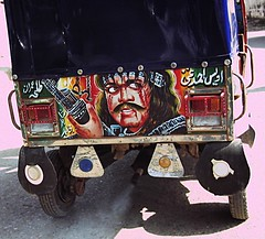 Badmash (Najeeb01) Tags: violence peshawar rickshawart pashtocinema peshawarculture