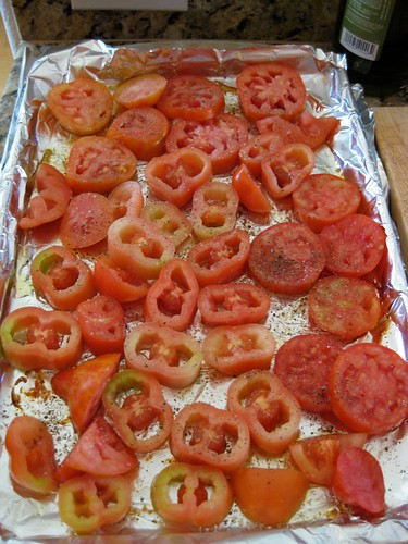 Tomatos Post-Roast