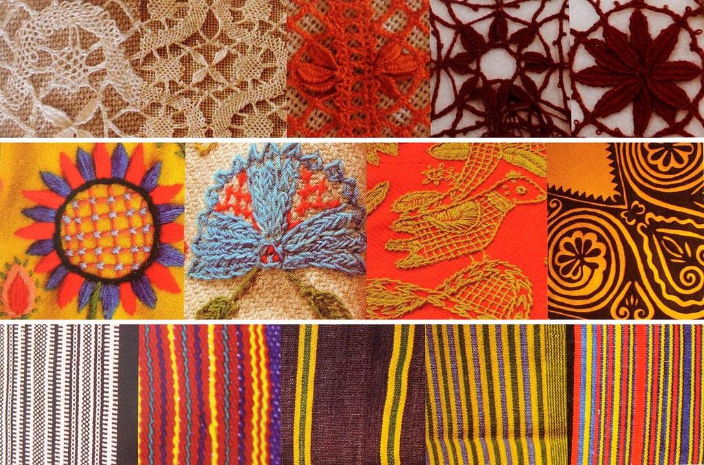 arte têxtil