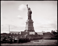 New York, N.Y., Harbor, Statue of Liberty