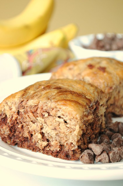 Cocoa Bottom Banana Bars